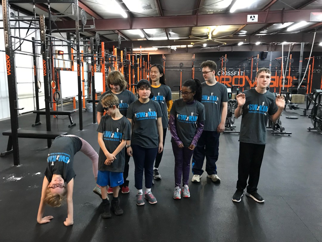 CrossFit - Group Picture