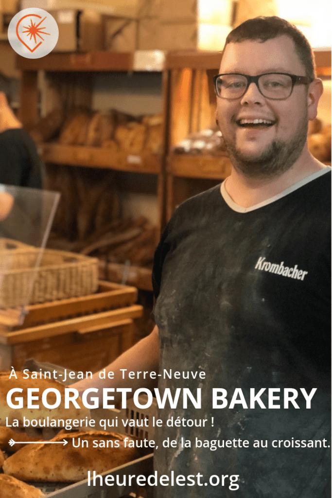 L'excellente boulangerie artisanale de Saint-Jean de Terre-Neuve