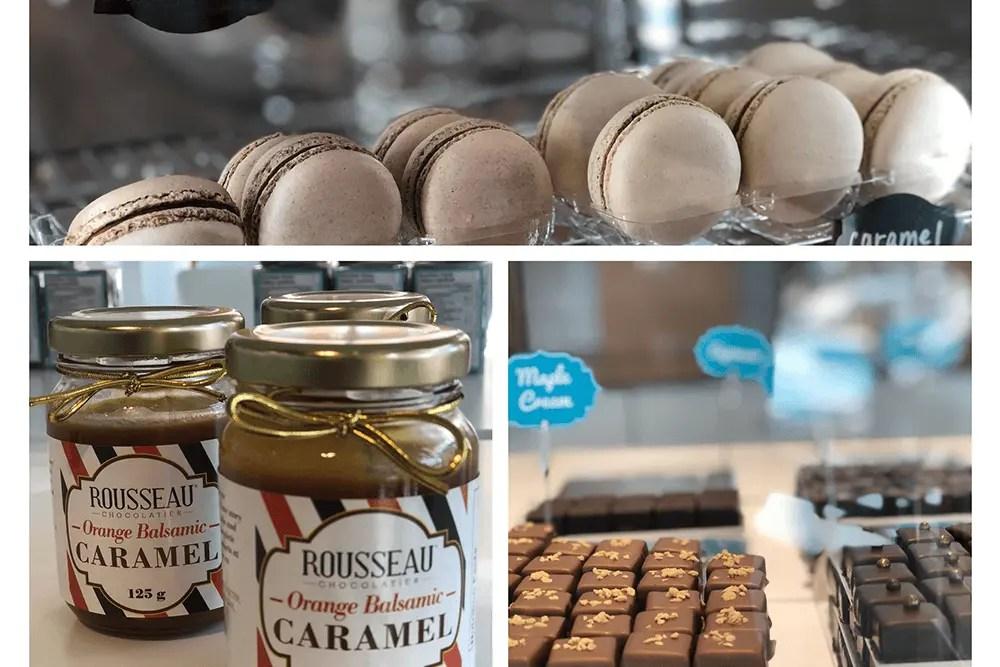 Rousseau Chocolatier Halifax