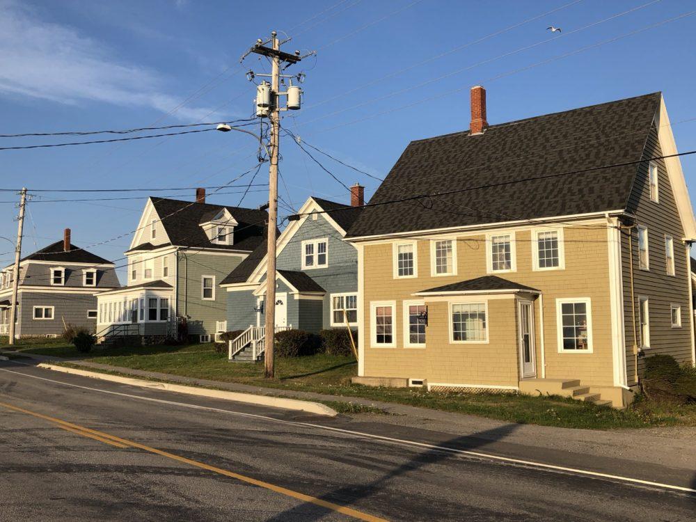 maisons de la Baie Sainte-Marie