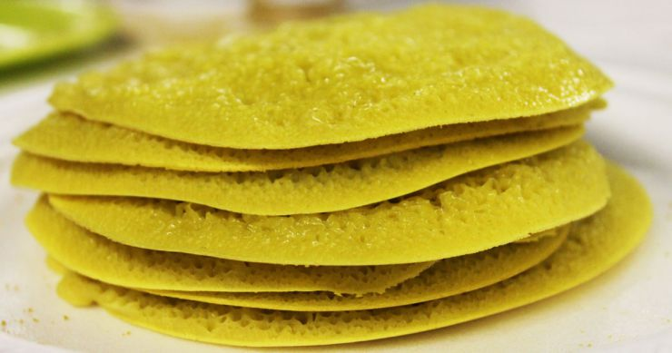 Les Ployes spécialité culinaire du Madawaska