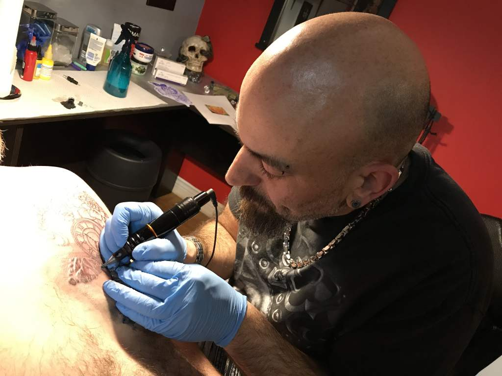 tatouage péninsule acadienne