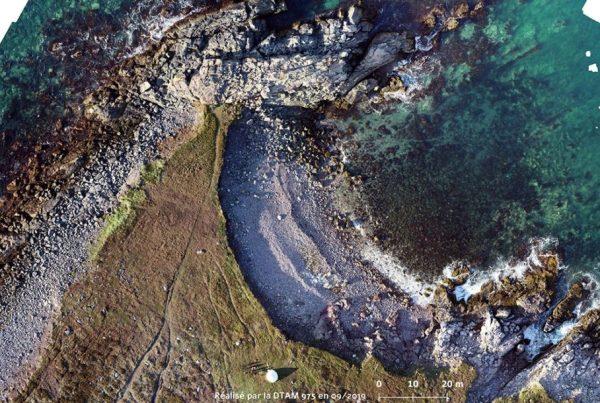 l'Anse à Henry fouilles archéologiques à Saint-PIerre et Miquelon
