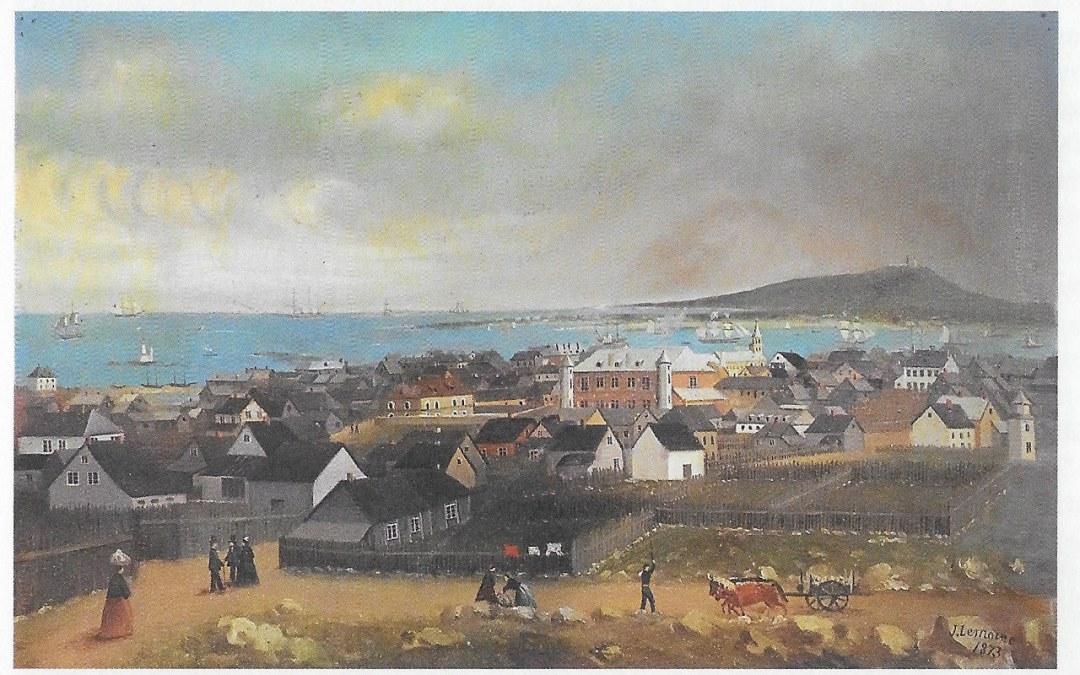 exposition Joseph Lemoine Saint-Pierre et Miquelon