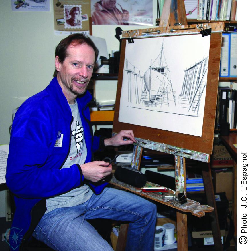 artiste de Saint-Pierre et Miquelon