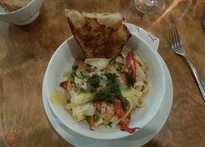 Manger à Halifax