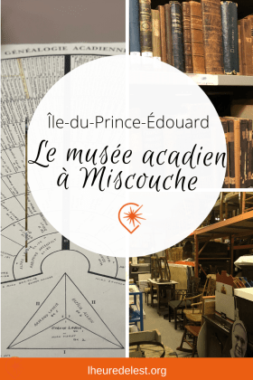 musee acadien miscouche