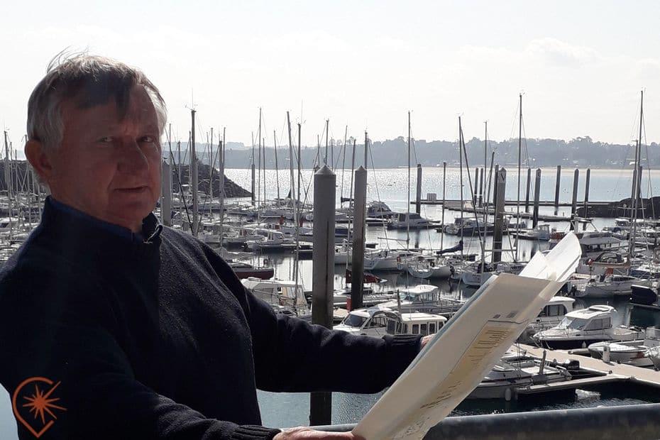 Jean-Philippe Baron TRaversée des 500 ans