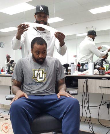 barbier à Saint-Jean de TN