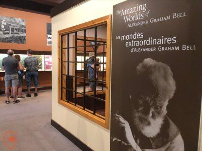 Musée Alexander Graham-Bell à Baddeck