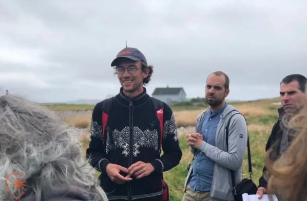 Gilles Gloaguen Escapade Insulaire