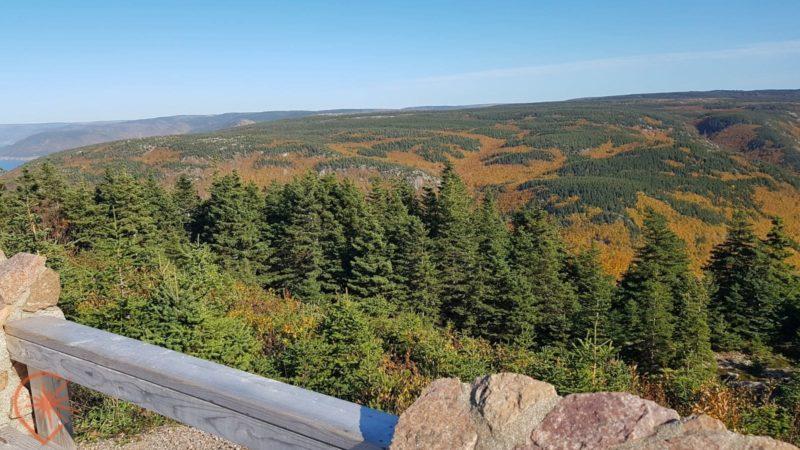 Le Cabot Trail