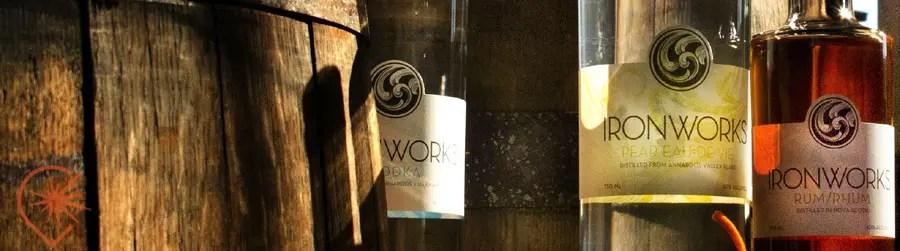 Distillerie Ironworks Lunenburg