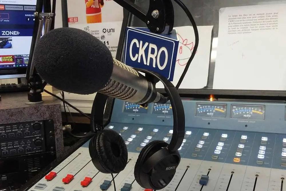 CKRO Radio