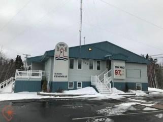 CKRO radio communautaire