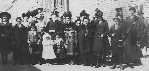 Photo archive Saint-Pierre et Miquelon Une enfance à Saint-Pierre et Miquelon