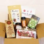 Nos BOX de produits bio gourmands