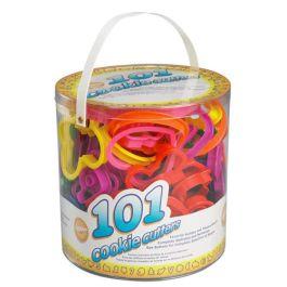 Kit 101 emporte pièces plastique