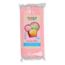 Pâte à sucre rose 1kg