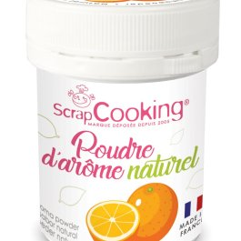 Arôme naturel orange