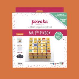 Ma première Pixbox – Pixcake