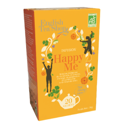 20 sachets Infusion Happy Me – English Tea Shop