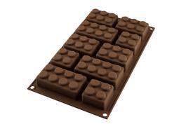 Moule silicone Choco Block – SF213 – Silikomart