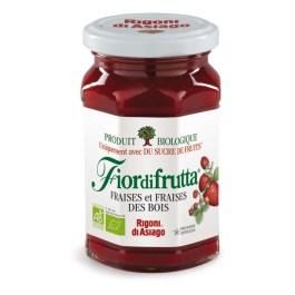 Préparation sans sucre à la fraise bio (type confiture) 250 g