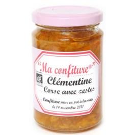 Confiture Clémentine Corse bio Médaille d'argent SIAL2019 350g – Muroise et compagnie