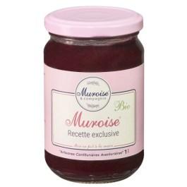 Confiture Muroise bio 350g – Muroise et compagnie