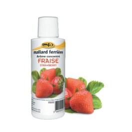 Arôme concentré Fraise 125ml – Mallard Ferriere