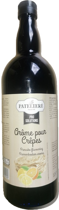 Arôme crèpe 250ml – La patelière