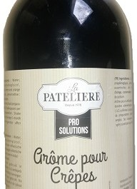Arôme crêpes liquide 250ml – La Patélière