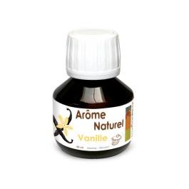 Arôme naturel vanille liquide 50ml