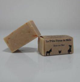 Savon lait d'ânesse ptit sucré 30g  – La p'tite ferme de melie
