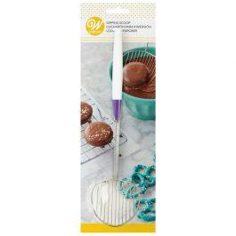 Louche à enrober pour chocolat ou candymelt – Wilton