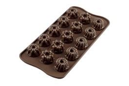Moule silicone chocolat Fantasia – Silikomart