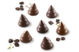 Moule silicone chocolat Choco Trees – SCG54 – Silikomart