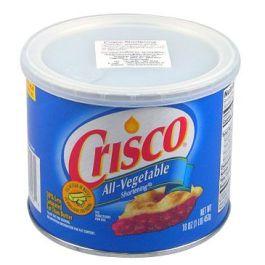 Crisco graisse végétale 450gr – Crisco