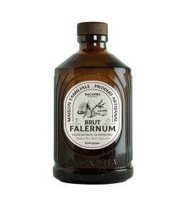 Sirop Falernum bio bouteille verre 40cl – Bacanha
