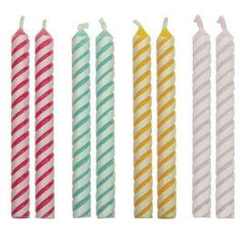 Bougies Bougies 6×4 couleurs – PME