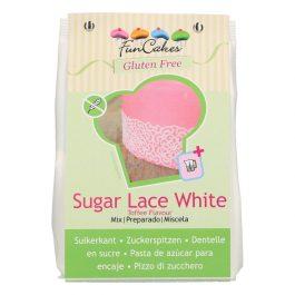 Mix pour Dentelle – Blanc, Sans Gluten 400g – Fun Cakes