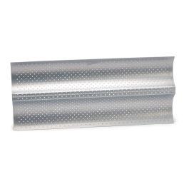 Moule à 2 baguettes anti adhésif silver top 380 x 160 MM – Patisse