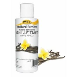Arôme concentré Vanille de Tahiti 125ml – Mallard Ferriere