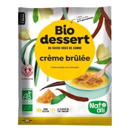 Biodessert crème brulée – Nature & Aliments