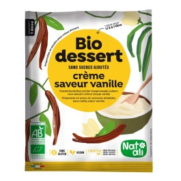 Biodessert crème vanille – Nature & Aliments