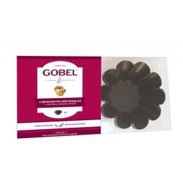 Moule à briochettes individuelles x6 – Gobel Tellier
