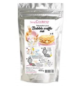 Préparation Bubble Waffle mix 450g – ScrapCooking