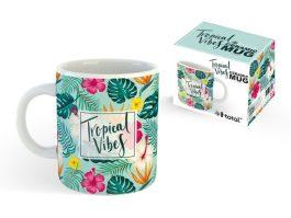 Mug céramique tropical – I-Total