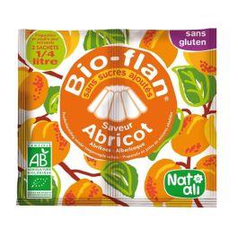 Bioflan non sucré abricot – Nature & Aliments